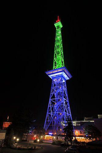 Funkturm Berlin von Frank Herrmann