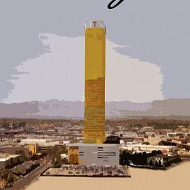 Las Vegas, Nevada - United States of America - The Trumped Up Empire van René van Stekelenborg
