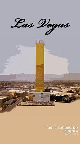Las Vegas, Nevada - United States of America - The Trumped Up Empire van