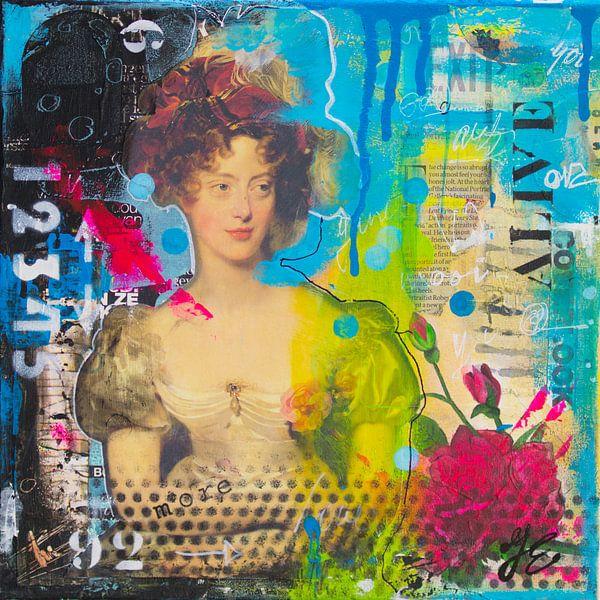 Alive van Janet Edens