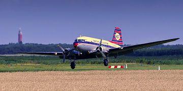 "Douglas DC-2 Martin Air ""Doornroosje"" van Roel Ovinge"