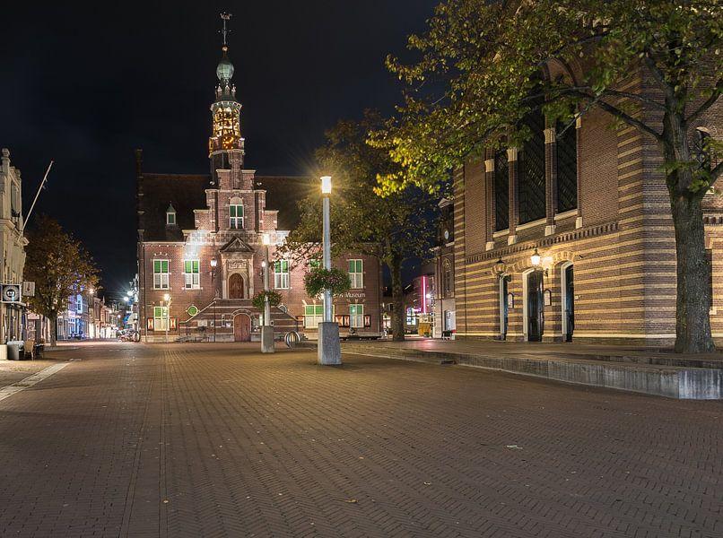 Oude stadhuis Purmerend van Paul Tolen