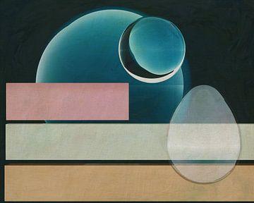 Constructivisme schilderij nummer 12