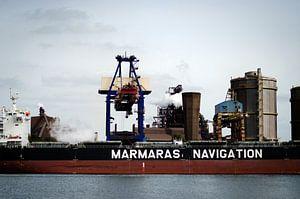 Marmaras Navigation van