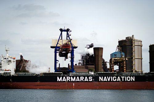 Marmaras Navigation von Olivier Van Acker