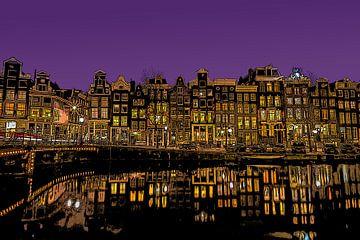 Amsterdam von Rene Ladenius