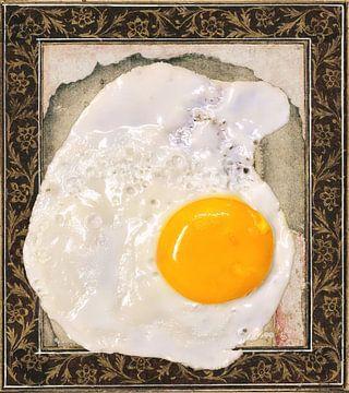 The beauty of a fried egg van Rudy & Gisela Schlechter