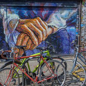 Shoreditch graffiti 4 sur Erwin Blekkenhorst