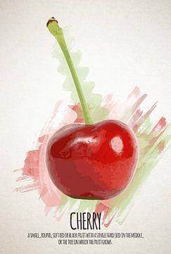 Fruities Cherry sur Sharon Harthoorn