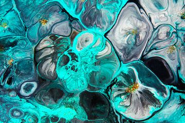 Weltraumblume/Spaceflower/Raumblume/Fleur de l'espace von Joke Gorter