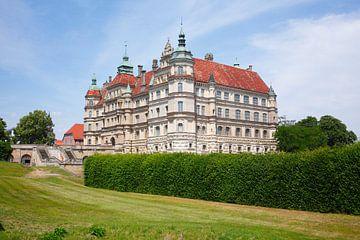 Château de Güstrow, Güstrow, Mecklenburg-Vorpommern, Allemagne, Europe sur Torsten Krüger
