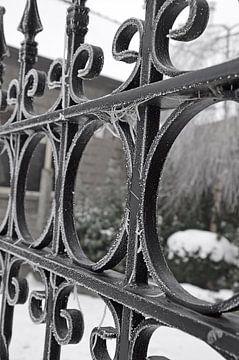Hekken in de sneeuw von Jolien De Vulder