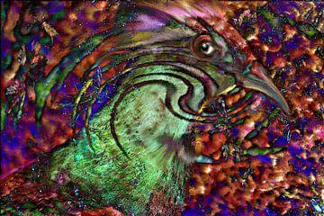 Ein ganz besonderer Vogel van Heidrun Carola Herrmann