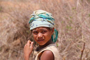 meisje uit Madagaskar van laura van klooster