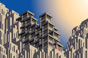 Building7 van Gaston Biesen