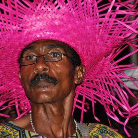 Carnaval Panama City van Tjeerd Langstraat