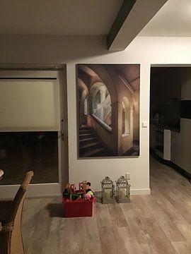 Klantfoto: Verlaten Escher lookalike van Frans Nijland