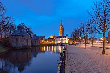 Blauwe Uurtje in Breda van
