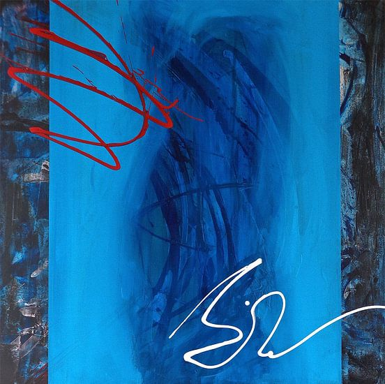 Blue Sin van Rob van Heertum