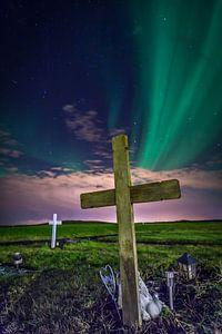 Aurora Borealis van
