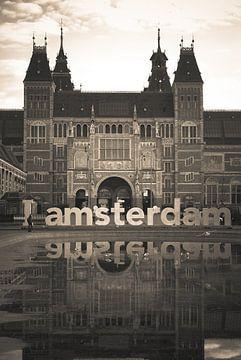 IAmsterdam en het Rijksmuseum von Jarno Pors