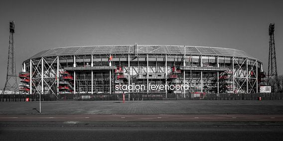 De Kuip | Stadion Feyenoord | Rotterdam rzwp