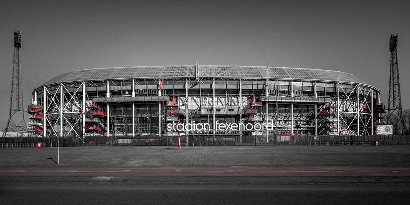 De Kuip | Stadion Feyenoord | Rotterdam rzwp van Nuance Beeld