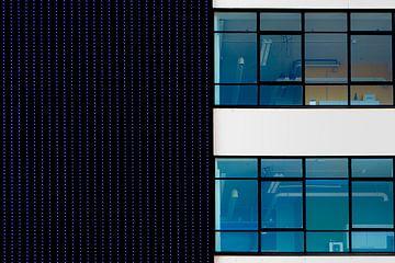 Die kunstvollen Fassaden des Srijp-S in Eindhoven von Rik Pijnenburg