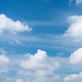 Wolken von Anita Visschers