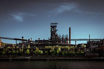 Luiks industrieel landschap van The beauty of Industry
