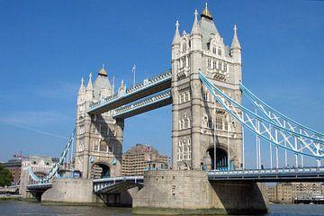 Tower Bridge Londen van Anouk Davidse