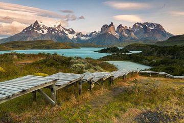 Patagonien Treppe von Stefan Schäfer