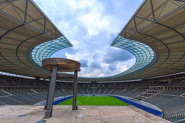Olympiastadion Berlin Teil I von Ronald Derksen