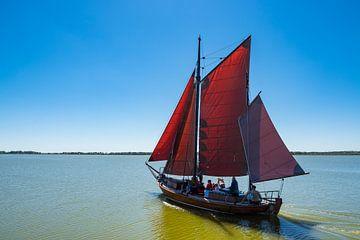 Historical fishing boat sur