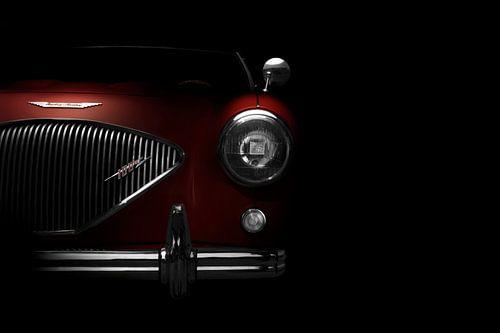 1954 Austin Healey 100 M van