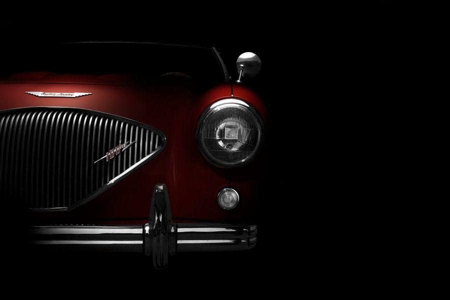 1954 Austin Healey 100 M van Thomas Boudewijn