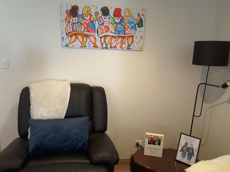 Kundenfoto: Party von Vrolijk Schilderij, auf xpozer
