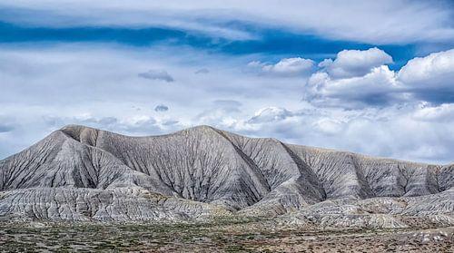 Bergketen in de woestijn, Colorado