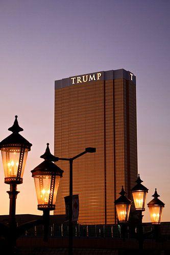 Trump Las Vegas van