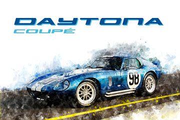 Shelby Daytona Coupe van Theodor Decker