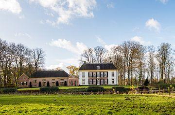 Frontansicht Haus Brakel von Ruud Morijn