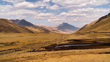 De treinreis door de bergen van Abra La Raya