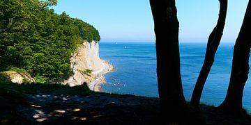 Kreideküste Insel Rügen von Reiner Würz / RWFotoArt