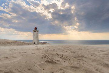 Rubjerg Knude Leuchtturm, Dänemark von