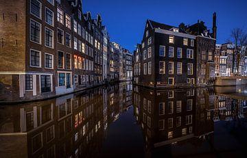De Wallen Amsterdam van Mario Calma