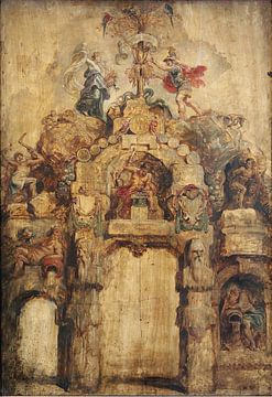 Der Münzbogen, Peter Paul Rubens