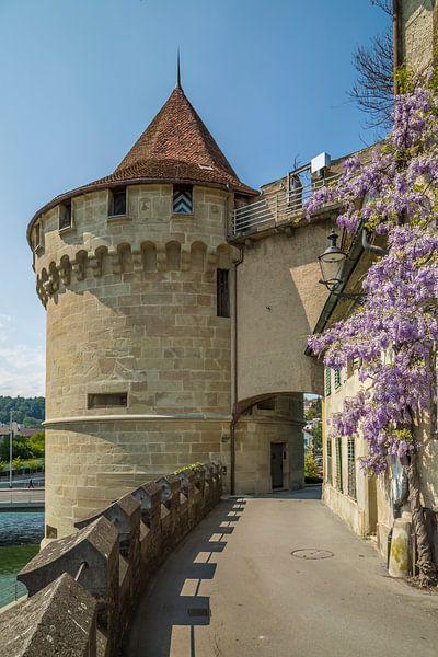 LUCERNE Nölli Tower van Melanie Viola
