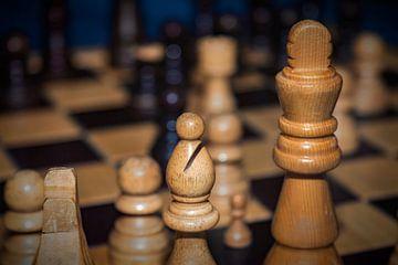 Strategisch overzicht van Jan van der Knaap