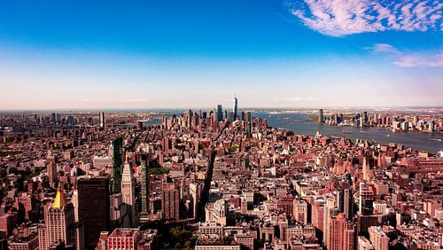 New York City Manhattan Empire State van Dirk-Jan Van Daal