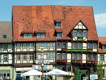 Oud hotel Duitsland van Jaap Mulder